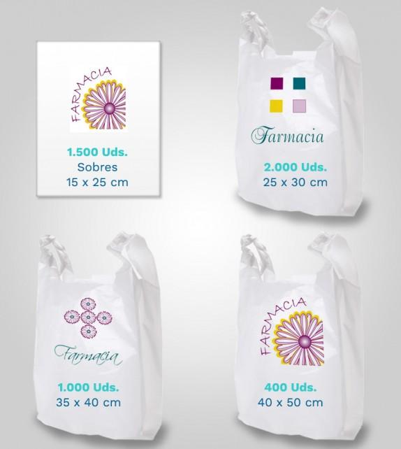 Lote 1 - Bolsas Biodegradables